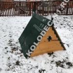 копка колодца зимой - преимущества