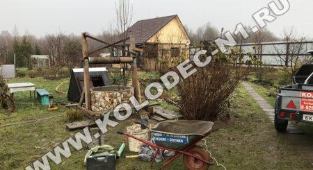 копка колодцев под ключ Сергиево-Посадский район