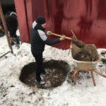 септик из колец Дмитровский район цена весной