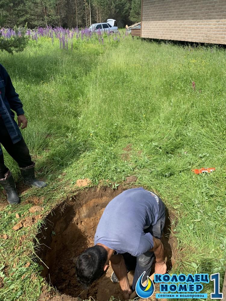 копаем колодцы