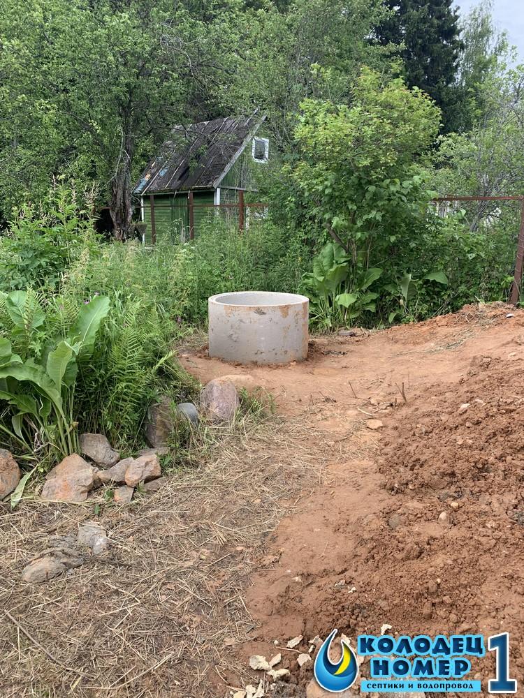 копаем профессионально колодцы для дачи москва и область