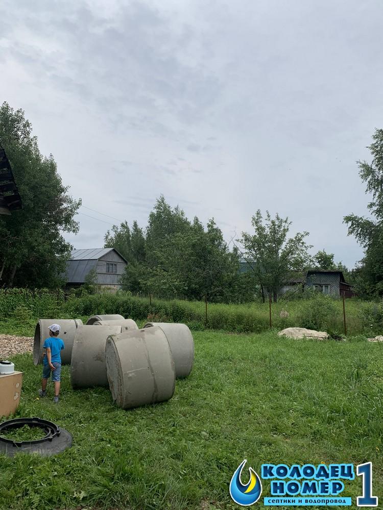 колодцы под ключ для водоснабжения частного дома