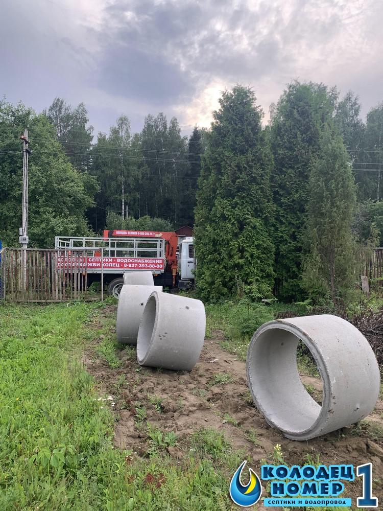 копка колодцев московская область цена под ключ