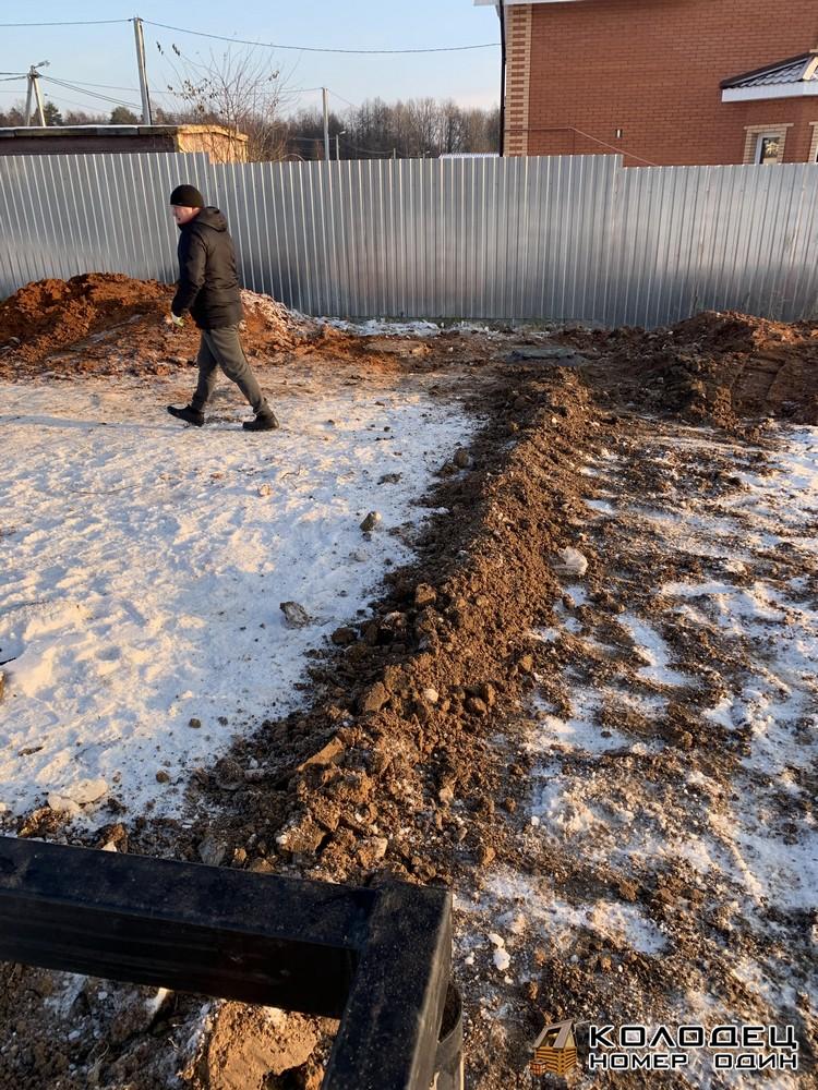 Почему мы выбираем бетонный септик в Киржаче