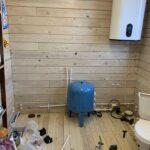 монтаж водоснабжения частного дома